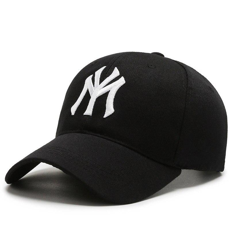 Бейсболка MY Letter с вышивкой, кепки для спорта на открытом воздухе, Снэпбэк кепки, Летние повседневные женские мужские кепки с регулируемым ко...