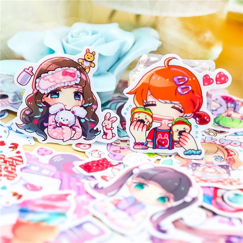 adesivi-40pcs-cute-girl-adesivi-di-carta-scrapbooking-decorazione-fai-da-te-giocattolo-phoneablum-diario-etichetta-adesiva-di-kawaii-di-cancelleria