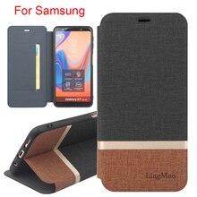 Чехол-книжка для Samsung Galaxy S10 S9 S8 Plus S10e Note 10 9 8 S7 Edge A10 A20 30 A40 A50 A70 M10 M20 M30 A7 2018