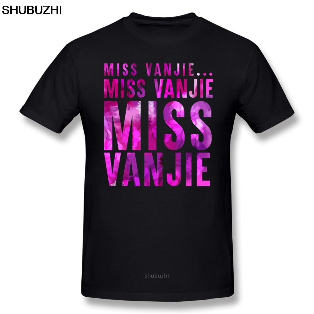 Camiseta Rupaul de Miss Vanjie, camiseta de manga corta de gran tamaño, camiseta estampada para hombre, camiseta bonita básica de algodón sbz8053