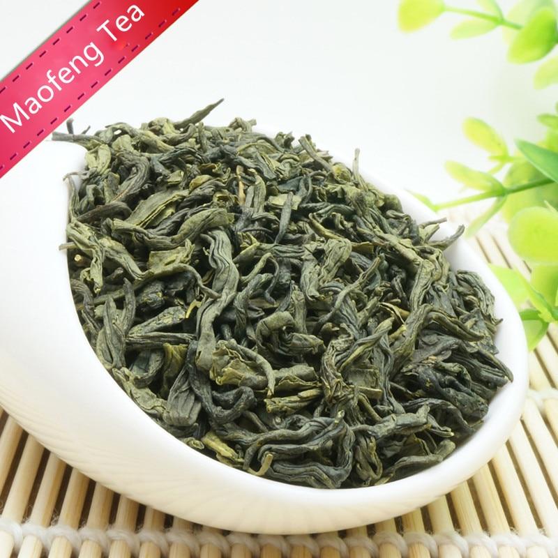 Huangshan Mao Feng Green Tea High Quality 2020 Early Spring Organic Fresh Maofeng Chinese Green Tea