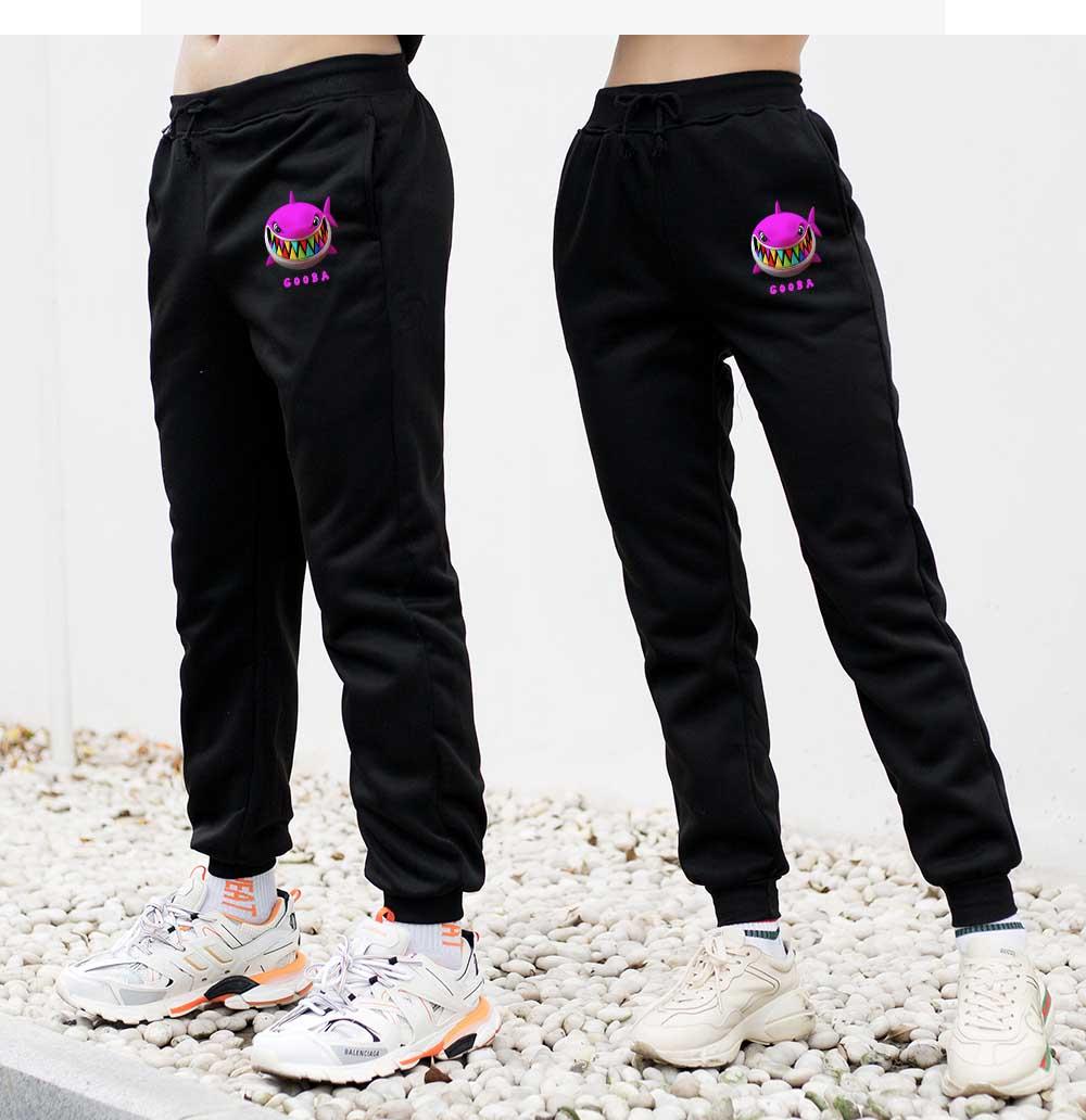 2020 6ix9ine New Album Gooba pants women Hip Hop Pants Trousers Kpop Fashion Casual High Quality New Casual Warm Pants