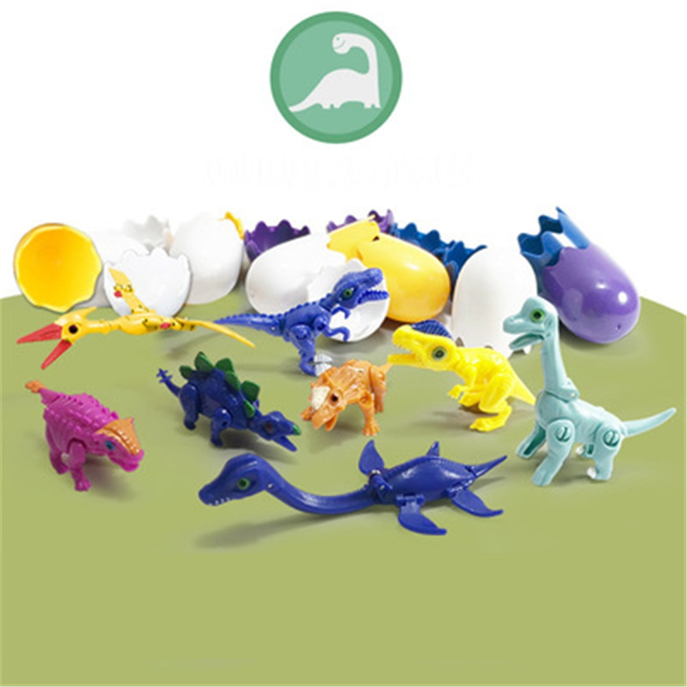 Jurassic World Cruel Raptor Building Blocks 2 Dinosaur Characters Egg Childrens Toys