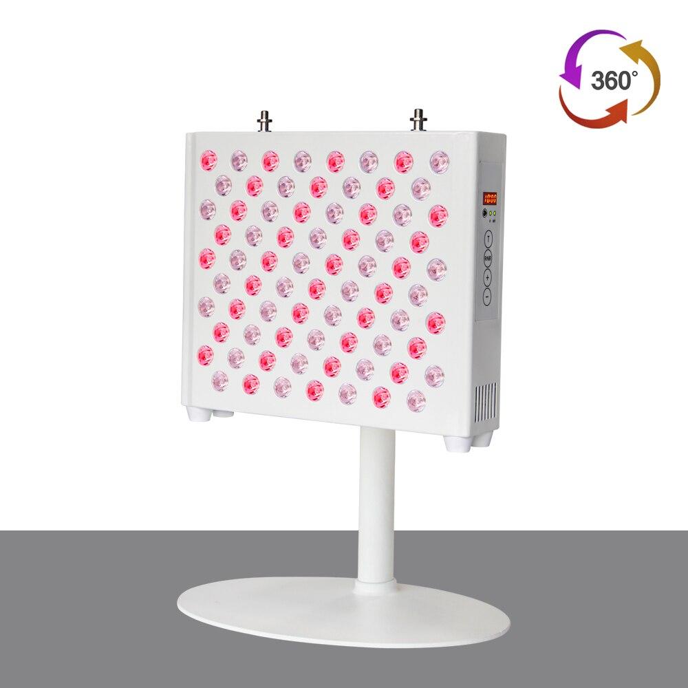Ideatherapy TL100 Plus مع 360 درجة حامل إضاءة بالأشعة تحت الحمراء عالية الإشعاعية أفضل خيار لكامل الجسم المنزل استخدام لوحة ضوء