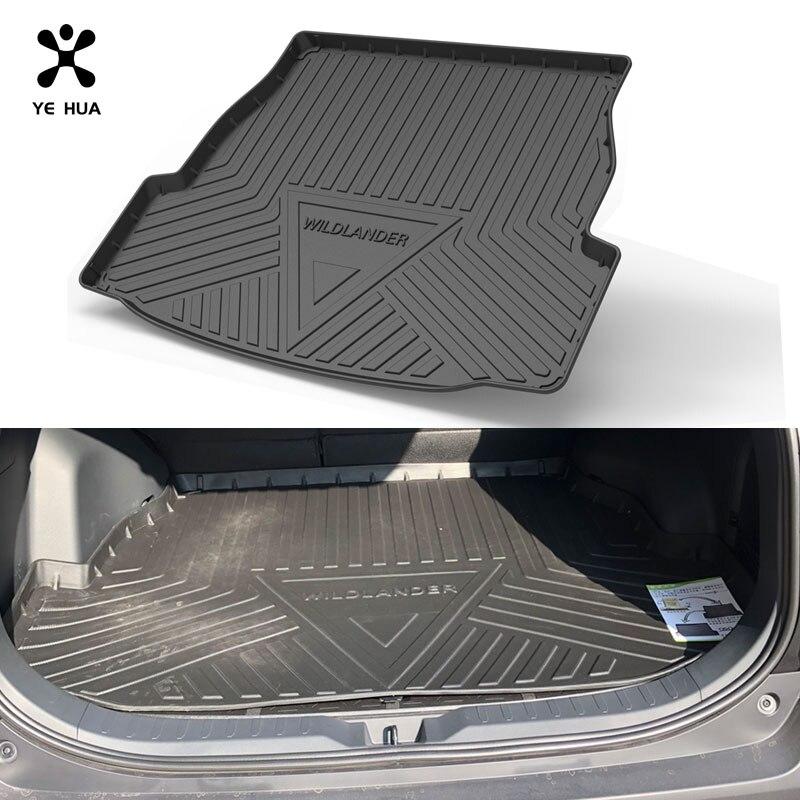 коврики в машину Автомобильные коврики для Toyota Wildlander 2020, коврик для багажника, водонепроницаемый прочный ковер против грязи, специализиров...