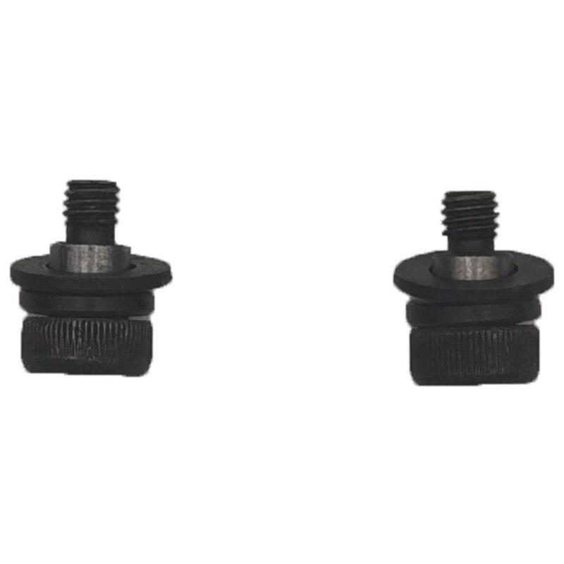 SEWS-tornillo de perno fijo de Rueda trasera para patinete eléctrico M365/M365 Pro de Xiaomi, reparando la fijación, 2 uds