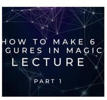 Scott Tokar cómo hacer 6 figuras LITE parte 1-4 trucos de magia ilusionista