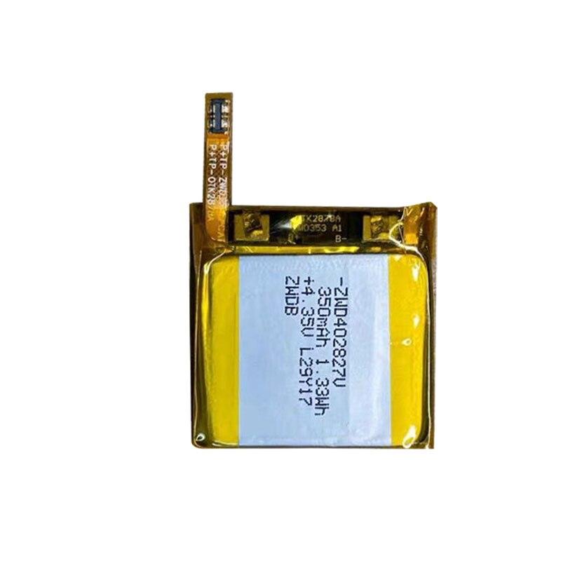 Zwd402827 350mah bateria para sinsoft assista c1s