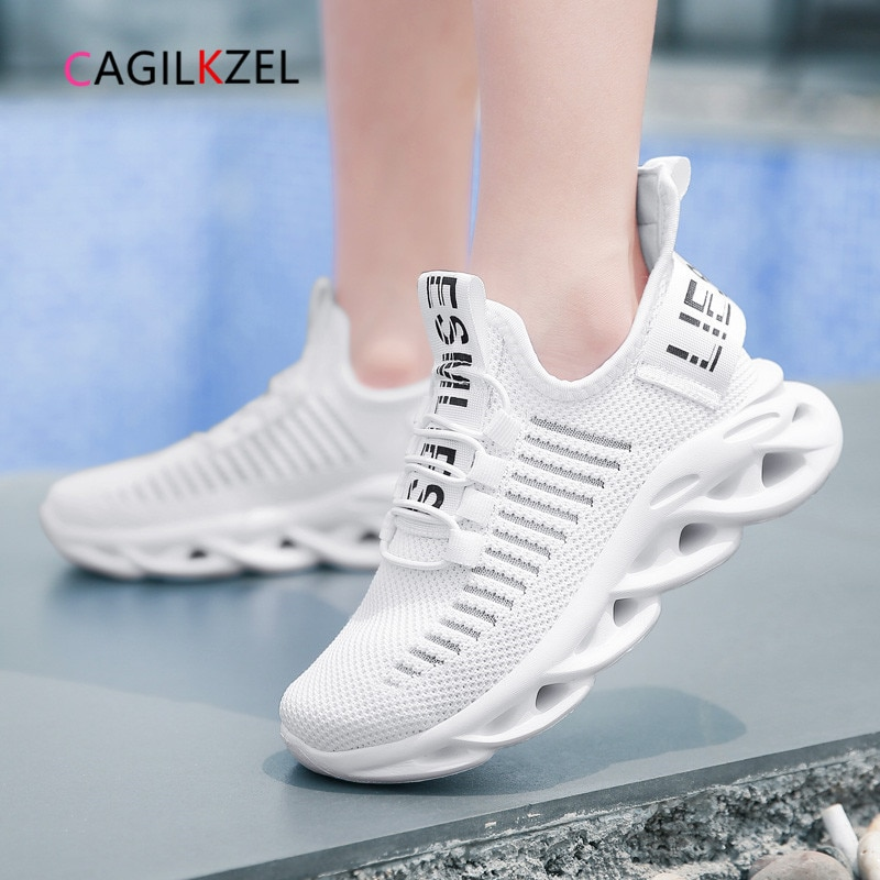 Summer Children Sports Shoes Boys Sneakers Girls Shoes Child Trainers Casual Breathable Mesh Kids Running Shoes Tenis Infantil