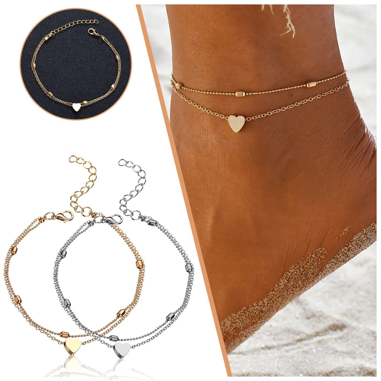 Женские-браслеты-в-форме-сердца-модный-браслет-l-ove-регулируемый-браслет-для-пар-ювелирные-изделия-2-шт