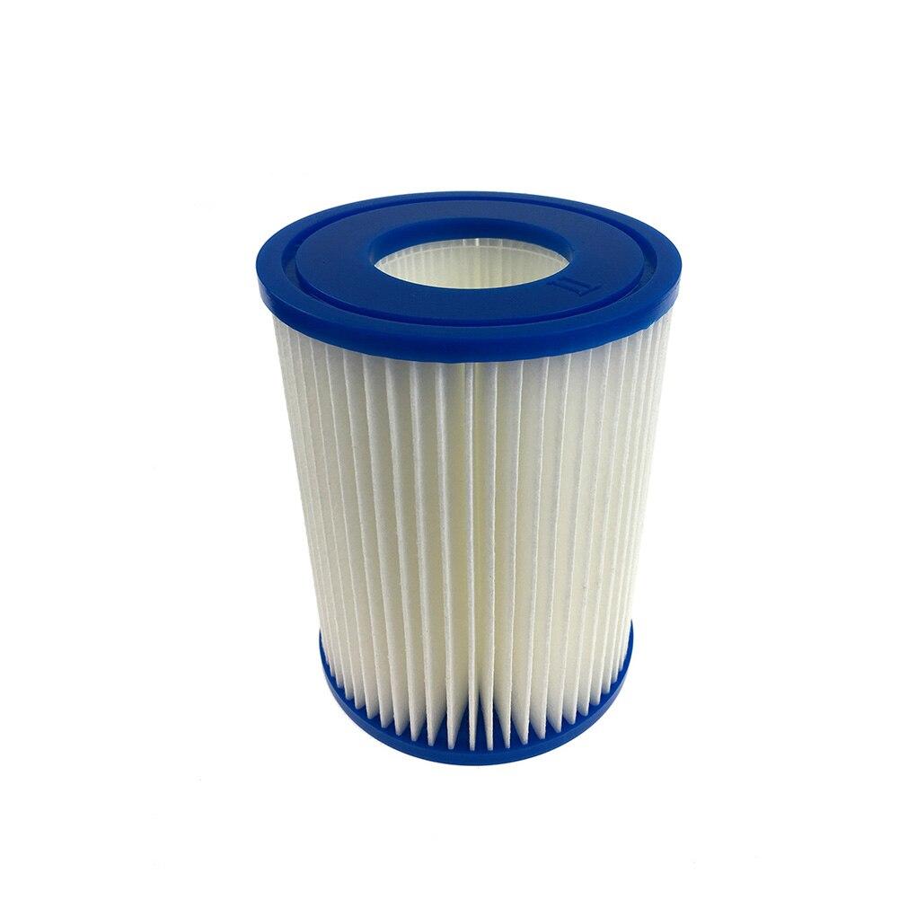 Filtro de piscina reutilizable, herramienta de limpieza de Spa, reemplazo profesional, fácil instalación, purificación para Bestway 58094 tipo 3