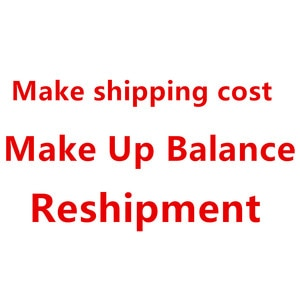 Special Order Make Up The Difference Link (Please Contact Customer Service Before Purchase)