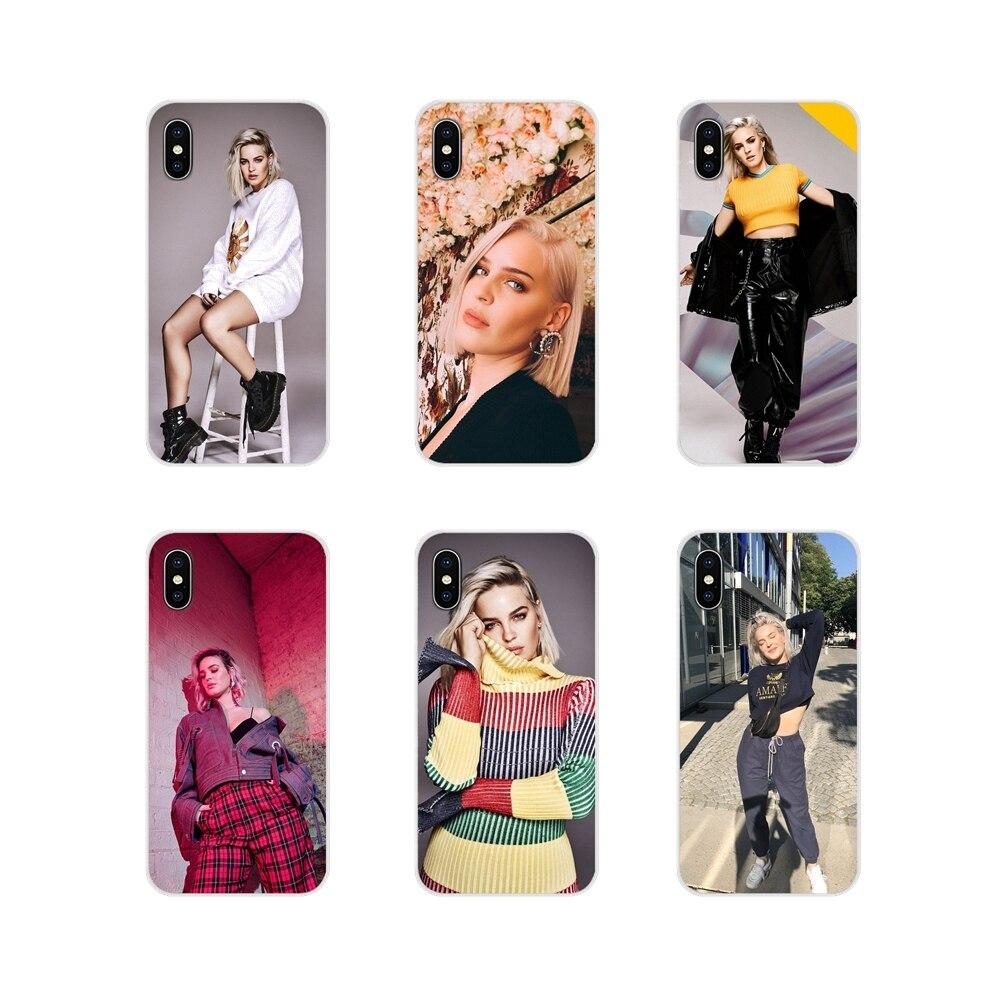 Accesorios de la cáscara del teléfono cubre Anne Marie para Xiaomi Redmi 4A S2 3S 3S 4 4X 5 Plus 6 7 6A 7A Pro K20