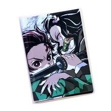 Japon Anime démon tueur Kimetsu No Yaiba carnet de notes papier Agenda Agenda planificateur carnet de croquis cadeau pour les étudiants