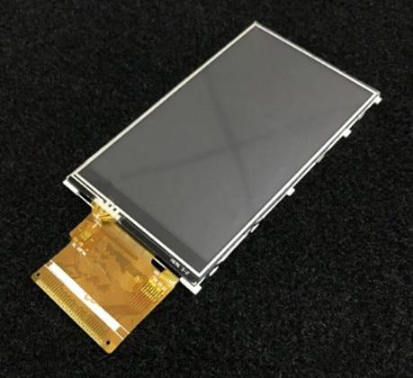 3,55 дюймовый TFT цветной ЖК-экран с сенсорной панелью ST7793 Drive IC 240 (RGB) * 400 MCU 8-битный интерфейс