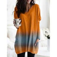 Fashion Womens Long Batwing Sleeve Sweater Baggy Jumper Loose Pullover Hoodie Sweatshirt Tops Blouse 2019