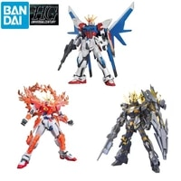 genuine bandai assembly model hg series anime characters action figure gundam reaper reload nuclear energy angel