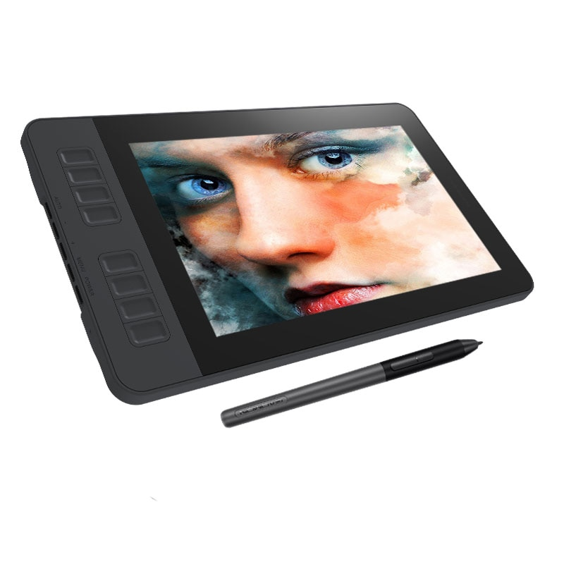 aliexpress - GAOMON PD1161 IPS HD Graphics Drawing Display Digital Tablet Monitor With 8 Shortcut Keys & 8192 Levels Battery-Free Pen