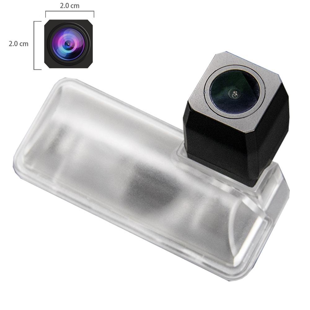 HD 1280x720p Reversing Camera Rear View Backup Camera for Subaru XV/VX Crosstrek/Impreza 2011~2019 Subaru BRZ 2013 Outback 2015