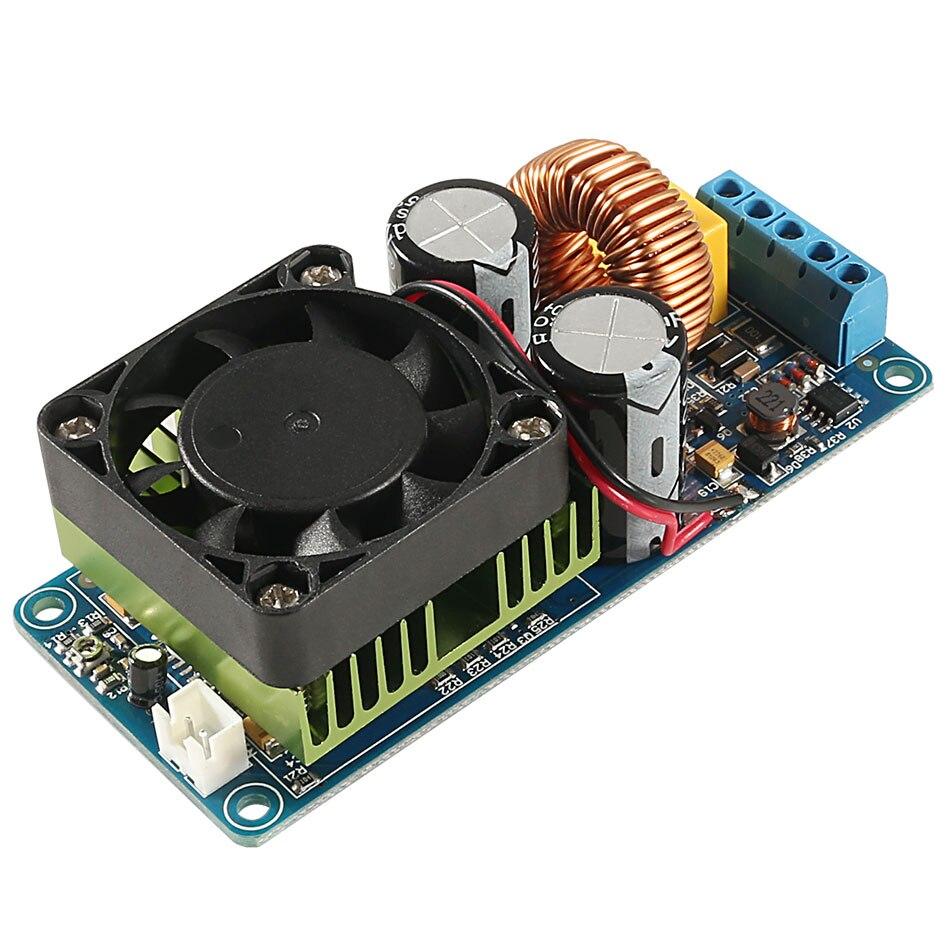 IRS2092S 500W amplificador Digital monocanal Clase D Placa de amplificador de potencia HIFI Módulo de amplificador Digital 20Hz-20KHz nueva llegada