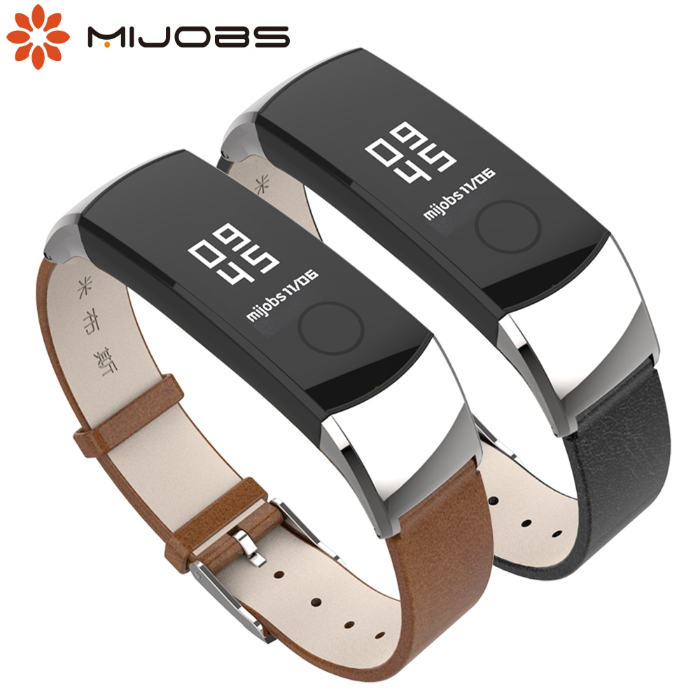 For Honor Band 5 Strap for Honor Band 4 Leather Bracelet for Huawei Honor Band 5 Wristbands Accessories for Honor Band 5