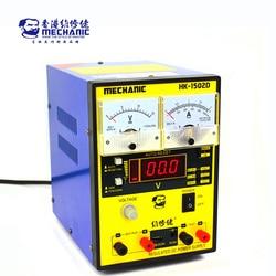 10 conjuntos mecânico 15v 2a duplo ponteiro ajustável digital dc fonte de alimentação comutação da fonte de alimentação laboratório teste fonte de alimentação