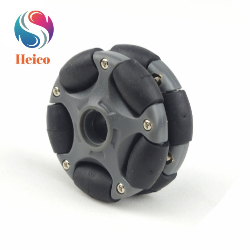 58mm Drive Wheel Robot Kit Omnidirectional Wheels Omni Tire With 4/5/6mm Coupling for Arduino DIY Smart Car RC Toy