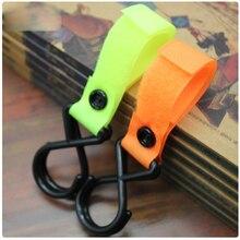 Baby Stroller Hooks Handle Grab Hook Holder Hanger Hooks Stroller Accessories Transport Bags Hanging