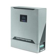 2KW MPPT2000W Solar Hybrid Power inverter DC48V to AC220V-240V 50HZ Built-in MPPT 60A solar Controller with toroidal transformer