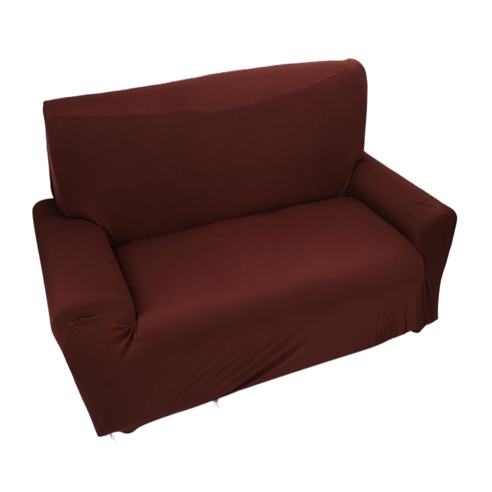 Funda de sofá elástica Fractal 2 personas/3 plazas funda de sofá elástica para sala de estar funda de sofá en forma de L funda para sillón