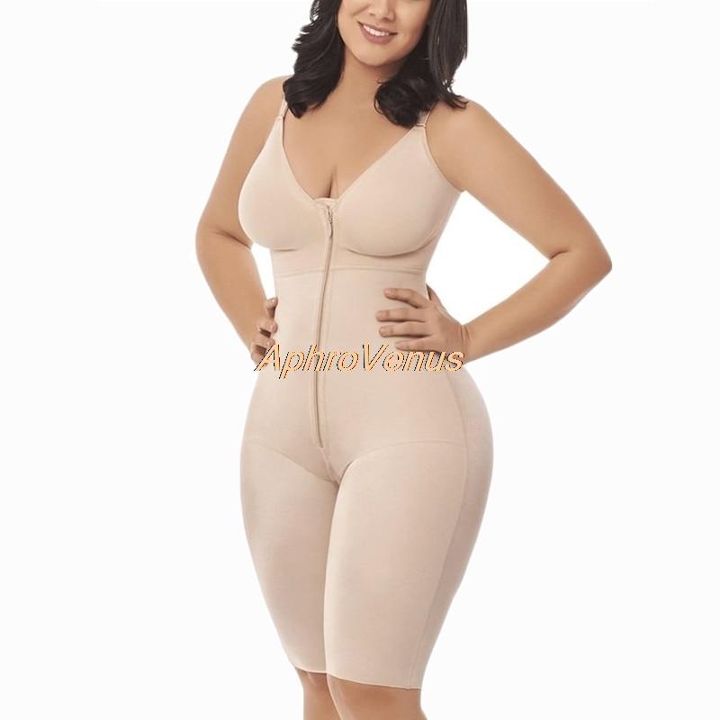 محدد شكل الجسم للمرأة مثير ملابس داخلية مشد سلس fajas داخلية بذلة مدرب خصر الورك محسن بعقب رافع تجريب