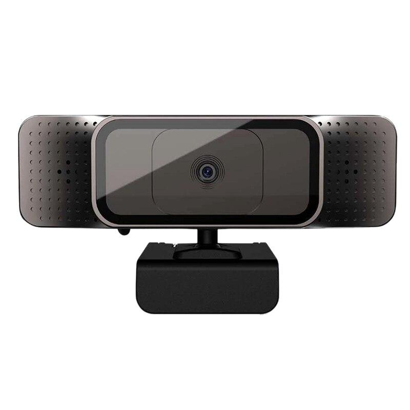 1080p webcam 2 milhoes de pixels 30fps microfone embutido autofoco video conferencia
