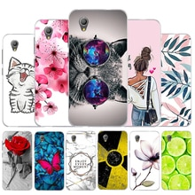 Phone Case For Alcatel 1 5033D Case Silicone Soft TPU Back Cover For Alcatel 1 2018 2019 5033 Cover