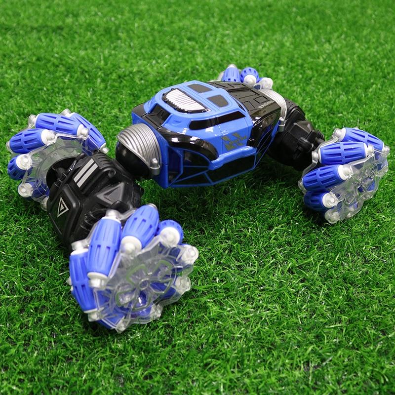 Children's gesture sensing special effects car, off-road drift car, children's remote control car, wireless remote control car enlarge