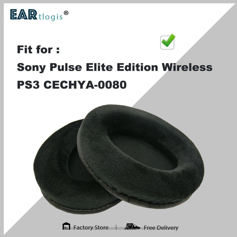 Almohadillas de repuesto para auriculares Sony Pulse Elite Edition, piezas de auriculares...