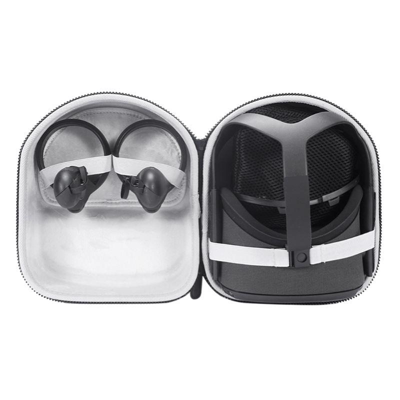Nueva caja de estuche de viaje duro de EVA para el sistema y accesorios de realidad Virtual Oculus Quest