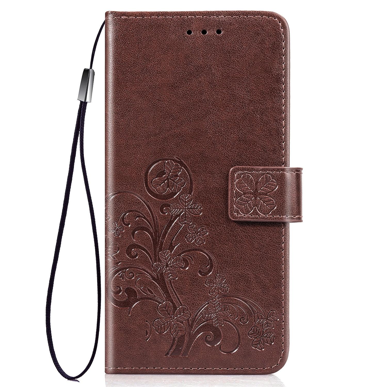 Case Voor Sony Xperia X Xa XA1 XA2 Xz XZ1 XZ2 XZ3 L1 L2 L3 Flip Cover Vintage Beste Kwaliteit leer Zonder Magneten Telefoon Case
