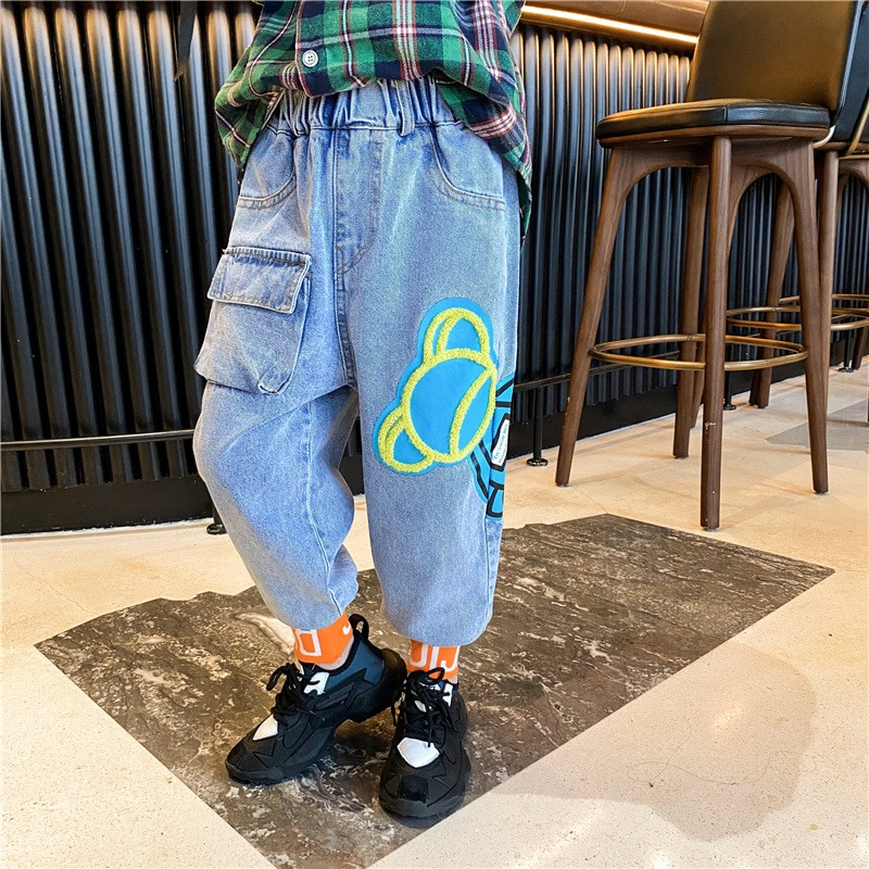 charles west the mother s manual of children s diseases The spring of 2021 the new children's wear boy's leisure trousers cuhk han edition cartoon bear children's jeans wholesale un