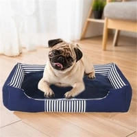 dog bed pet kennel soft cushion for dog beds for large dogs golden retriever accessories camas para perros sofas beds dogs sleep