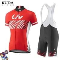women dresses summer 2021 liv cycling summer set jersey promo%c3%a7%c3%a3o frete gr%c3%a1tis brasil roupas femininas atacado barato