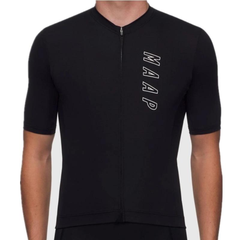 MAAP, traje de entrenamiento para bicicleta de montaña transpirable, pantalones cortos, 19D almohadilla de silicona, traje de ciclismo para hombres, go pro 2020