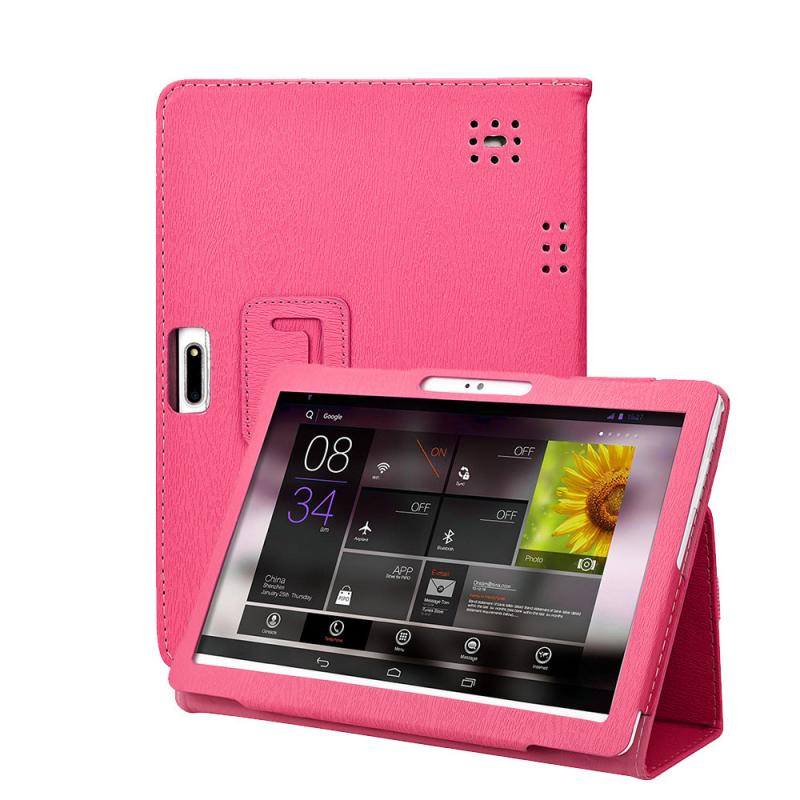 1Pcs Universal Case Voor for 10'' 10.1 Inch Android Tablet PC PU Flip Tablet Smart Leather Case Cove