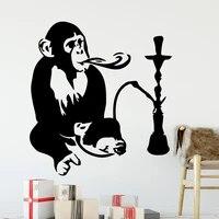Autocollant mural amusant en Pvc  Art mural  a la mode moderne  pour les chambres de bebes et denfants  decoration artistique  bricolage  decoration de maison