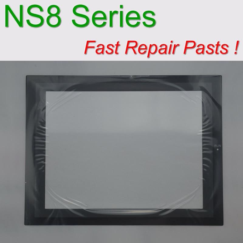 NS8-TV00B-V2 غشاء فيلم لإصلاح لوحة التشغيل HMI ~ تفعل ذلك بنفسك ، لديها في الأوراق المالية