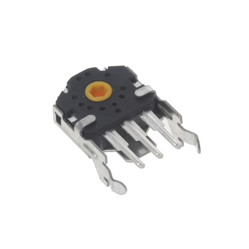 1PC Original TTC 9mm amarillo Core codificador de ratón decodificador para Deathadder Sensei crudo G403 G703/mini P501 larga vida