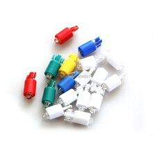 20 pcs/lot Arcade Button 12V LED Lamp Illuminated Push Button LED Bulb for Arcade Push Buttons