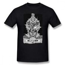 Guyver T Shirt GUYVER 1 T-Shirt Short-Sleeve Mens Tee Shirt Print Funny Fashion Cotton Oversize Tshirt