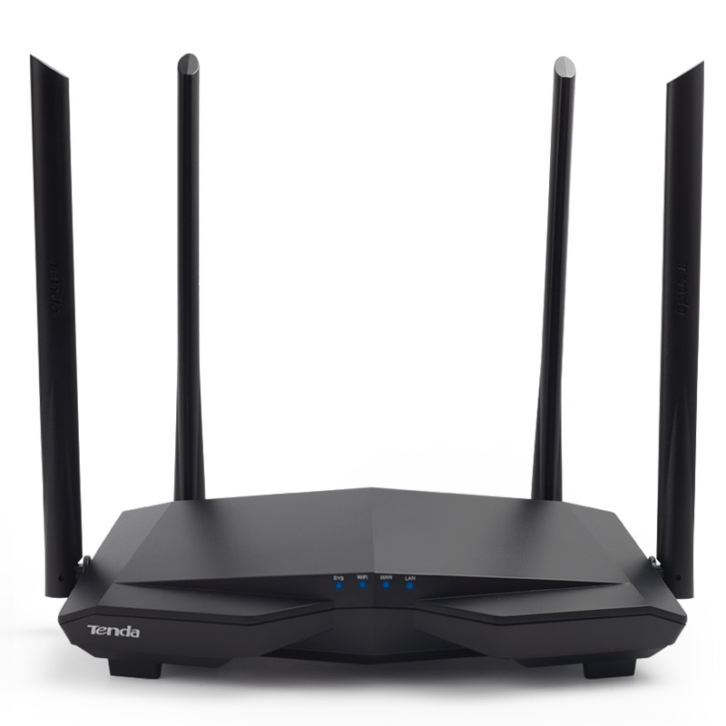 AC23/AC11 Gigabit Dual Band 2.4G 5.0GHz 12AC  Wireless Wifi Router WIFI Repeater 5*6dBi High Gain Antennas Wider Coverage enlarge
