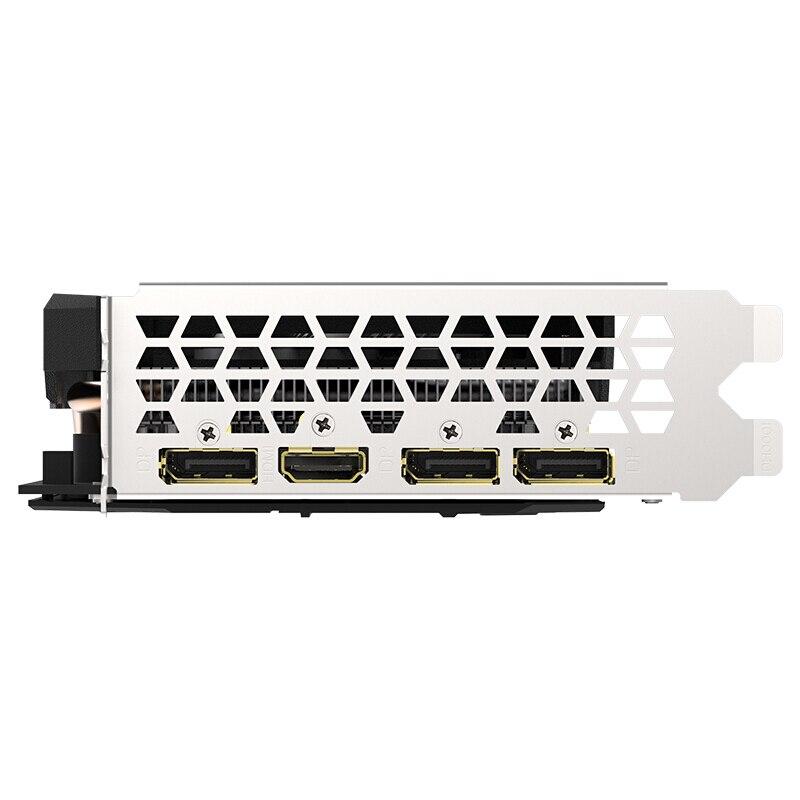 GIGABYTE GeForce RTX 2060 D6 6G Desktop Graphics Card 192-Bit/GDDR6/PCI-E 3.0 Video Cards E-sports Gaming Card enlarge