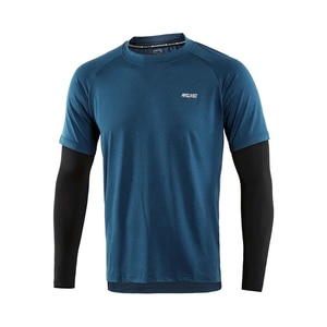T shirt Camisetas Men's Spring Autumn Running Shirts Quick Dry Compression Sport Shirt Long Sleeve Elastic Fitness Gym Clothing